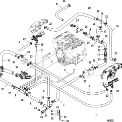 Mercruiser 5 7 Wiring Diagram Vw Polo 6n2 Electric Window 4 Engine Fuel Get Free Image About