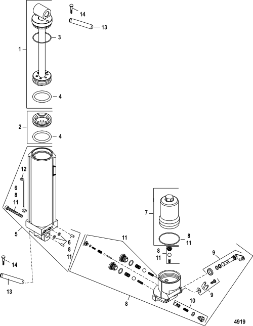 small resolution of 86 mercury 115 hp wiring diagram get free image about mercury 60 bigfoot parts mercury bigfoot 60 2 stroke