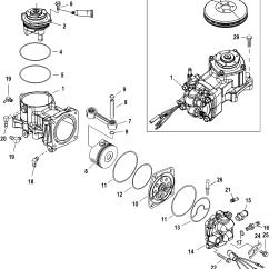 Mercury Optimax 150 Wiring Diagram 7 Wire Trailer Harness Engine Air Compressor Turbine