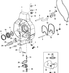 gimbal housing for mercruiser alpha one gen ii sterndrive mercruiser alpha one speedometer diagram mercruiser alpha [ 1730 x 2138 Pixel ]