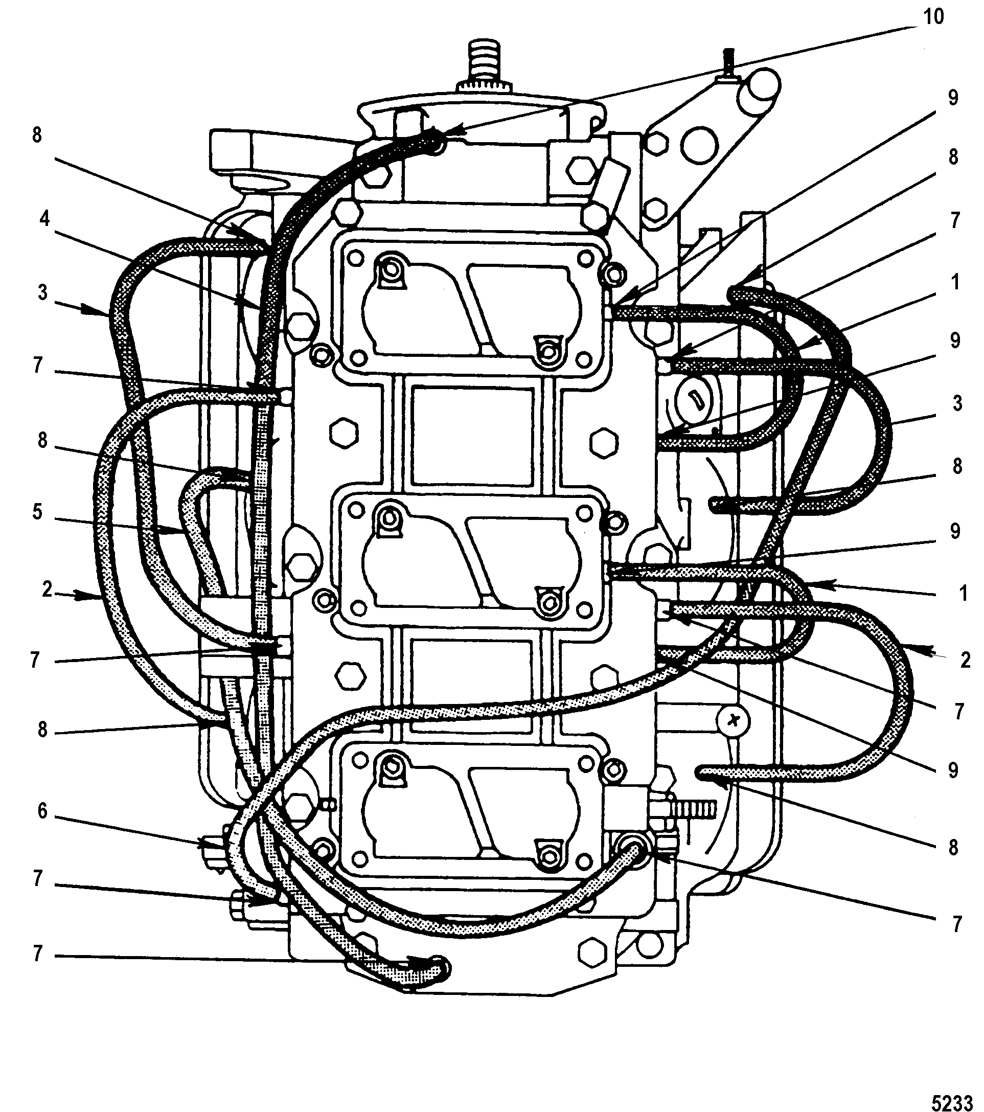 Yamaha 150 Wiring Diagram