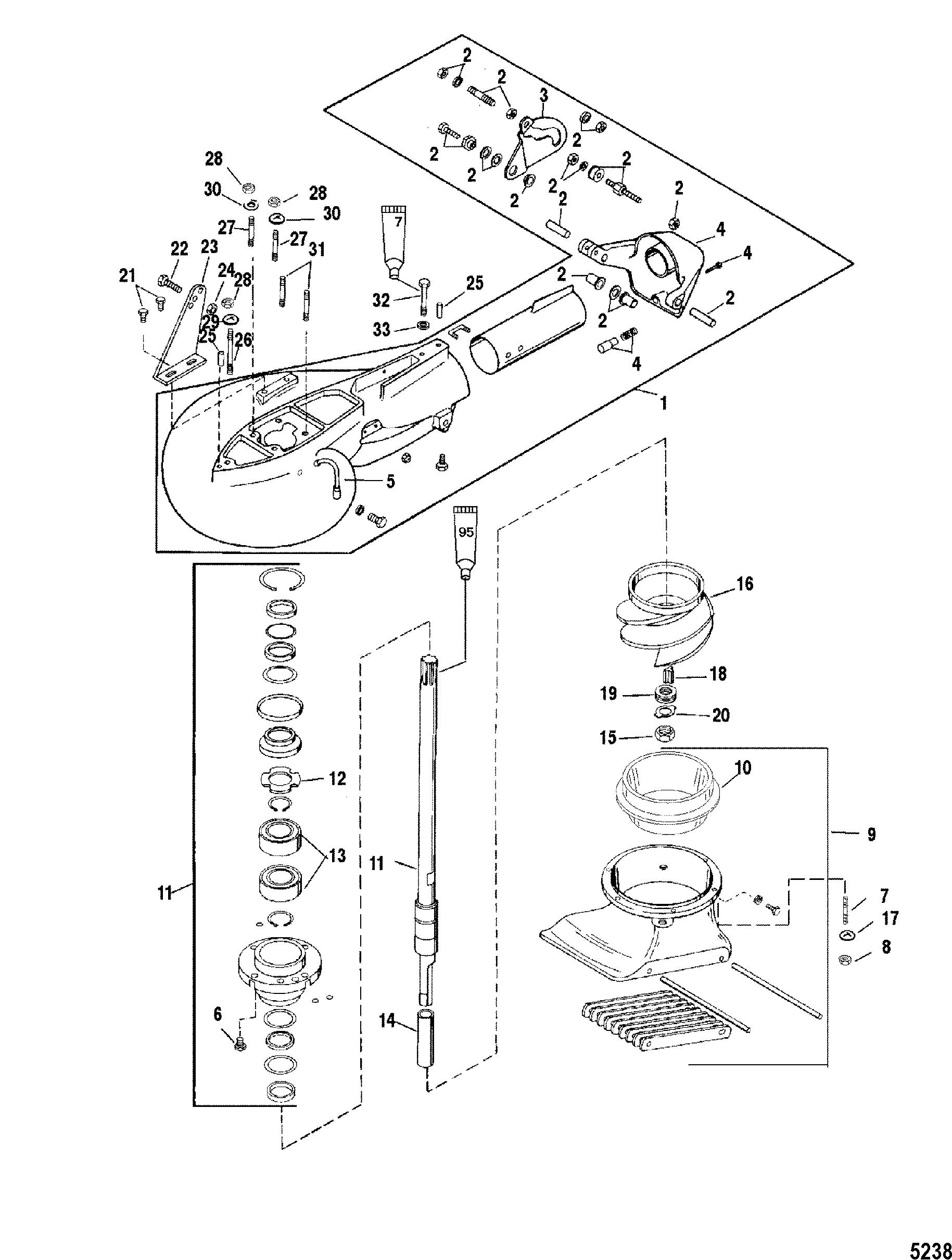 mercury 45 jet wiring diagram