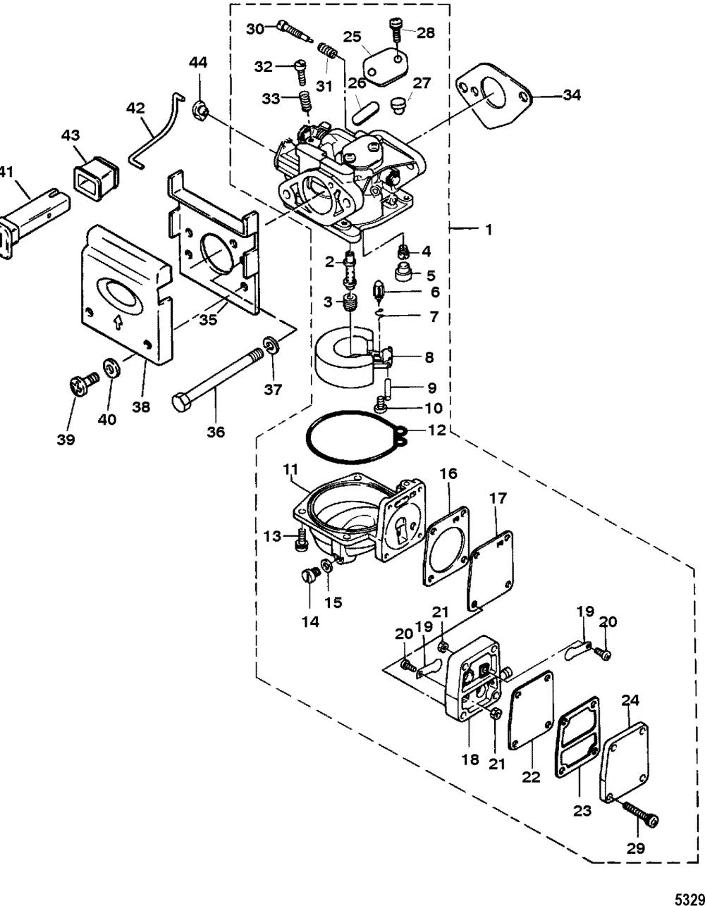 medium resolution of 2 stroke carburetor diagram