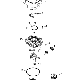 trim pump and motor components for mercruiser 4 3l mpi alpha bravo ec rh jamestowndistributors com mercruiser trim pump wiring diagram mercury trim pump  [ 1410 x 2283 Pixel ]