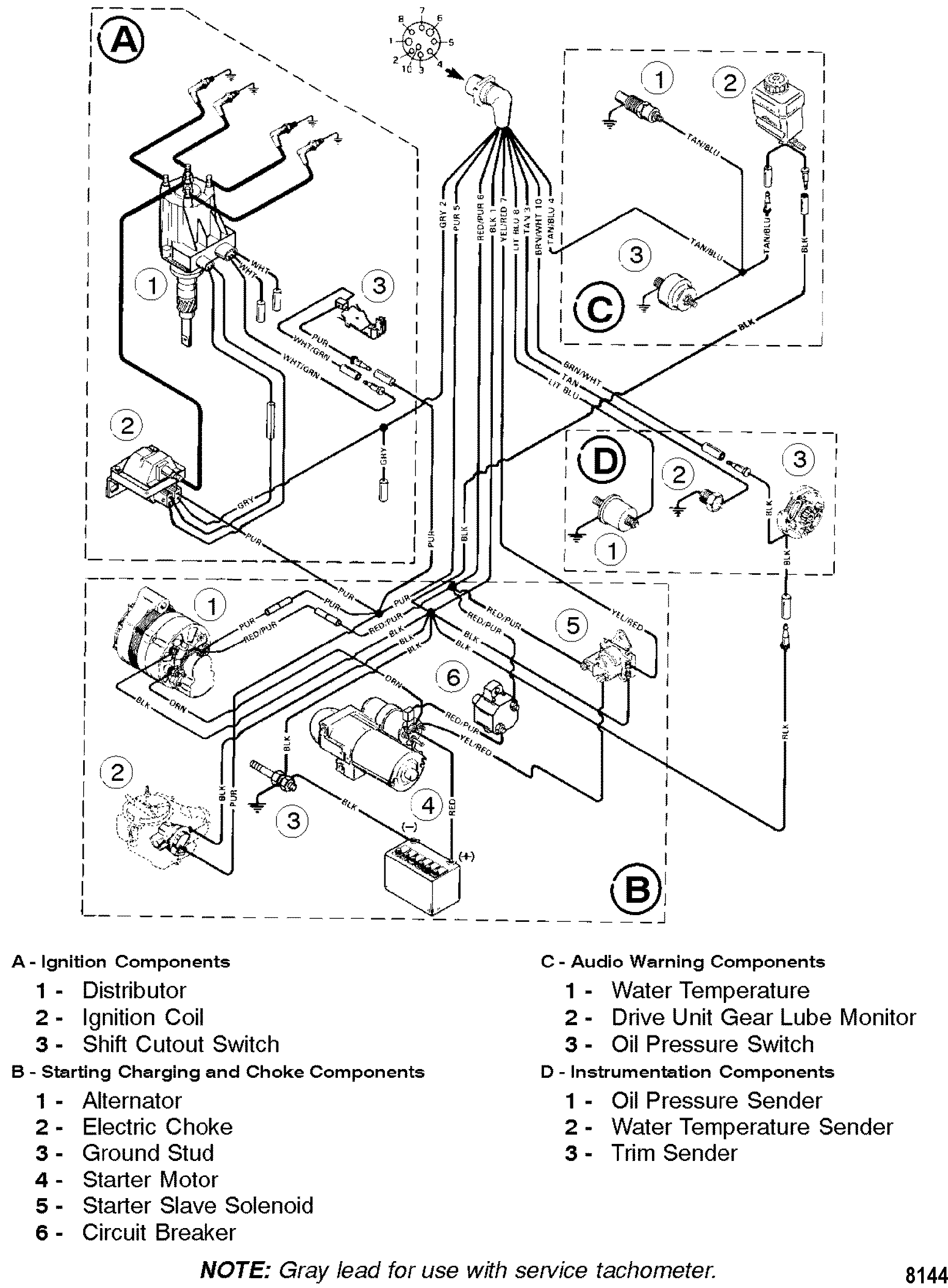 Diagrams Wiring Bayliner Wiring Harness