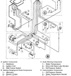 mercruiser wiring harnes [ 1835 x 2494 Pixel ]