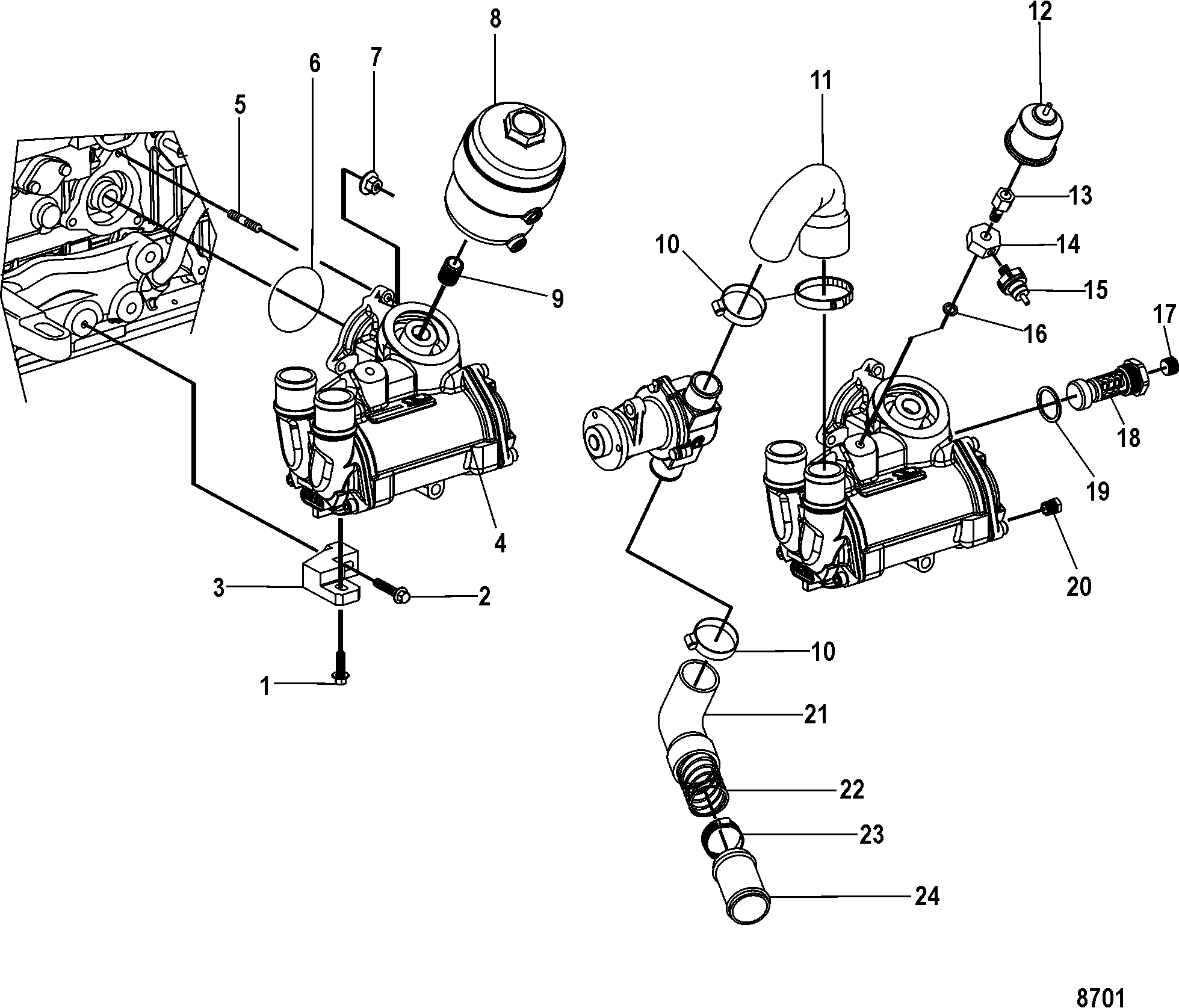 8 8 cummins engine diagram