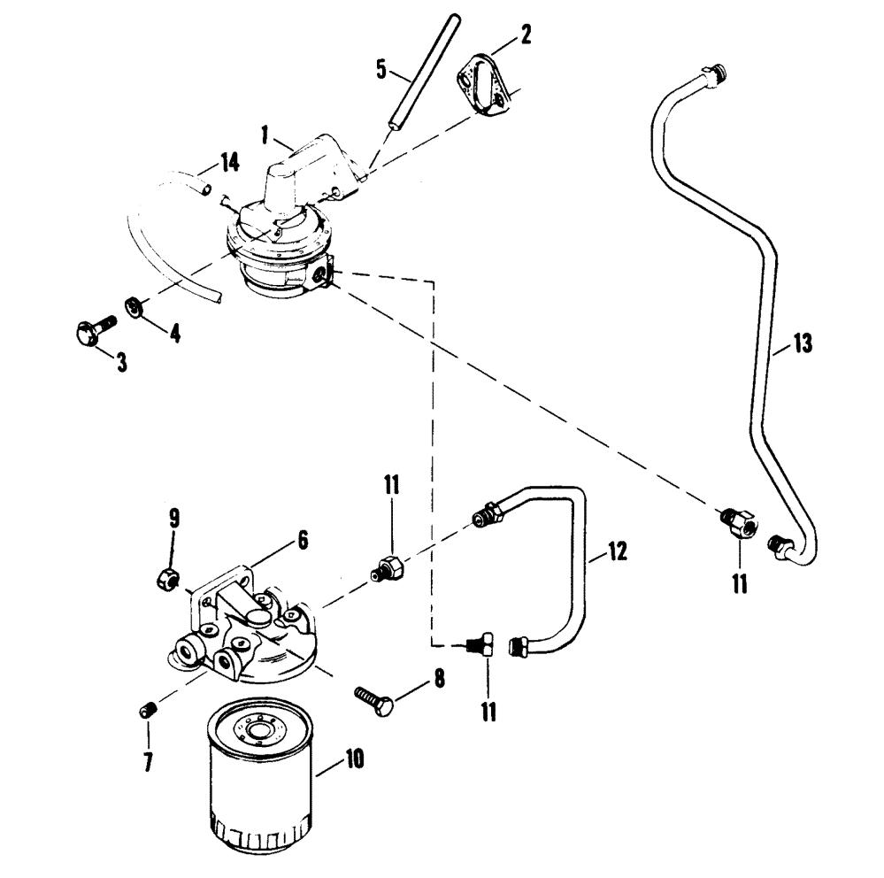 medium resolution of 454 engine diagram