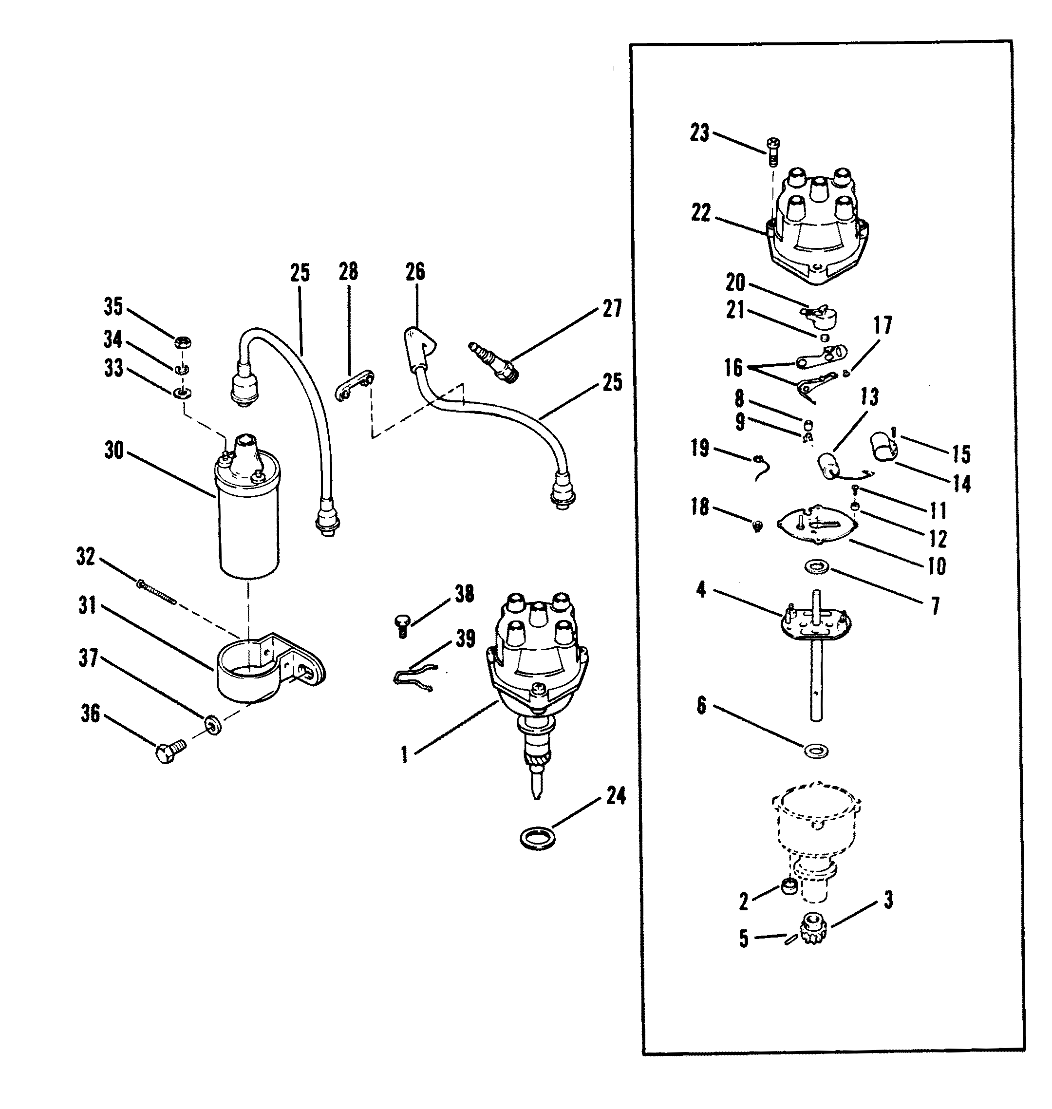Distributor Wiring Diagram – Accel Distributor Wiring Diagram