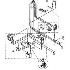 Mercruiser 5 0 Alternator Wiring Diagram 2004 Chevy Venture Power Window Mpi Parts Imageresizertool Com