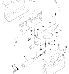 fuel pump and fuel cooler for mercruiser 350 mag mpi bravo rh jamestowndistributors com mercruiser 5 7 engine diagram mercruiser alpha one diagram [ 2160 x 2710 Pixel ]