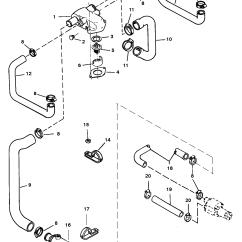 Mercruiser 5 7 Wiring Diagram Worcester Bosch Greenstar Standard Cooling System Bravo Engines For 7l