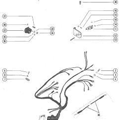 Mercruiser 3 0 Wiring Diagram Temperature Controller Harness Circuit Breaker And Starter Solenoid For