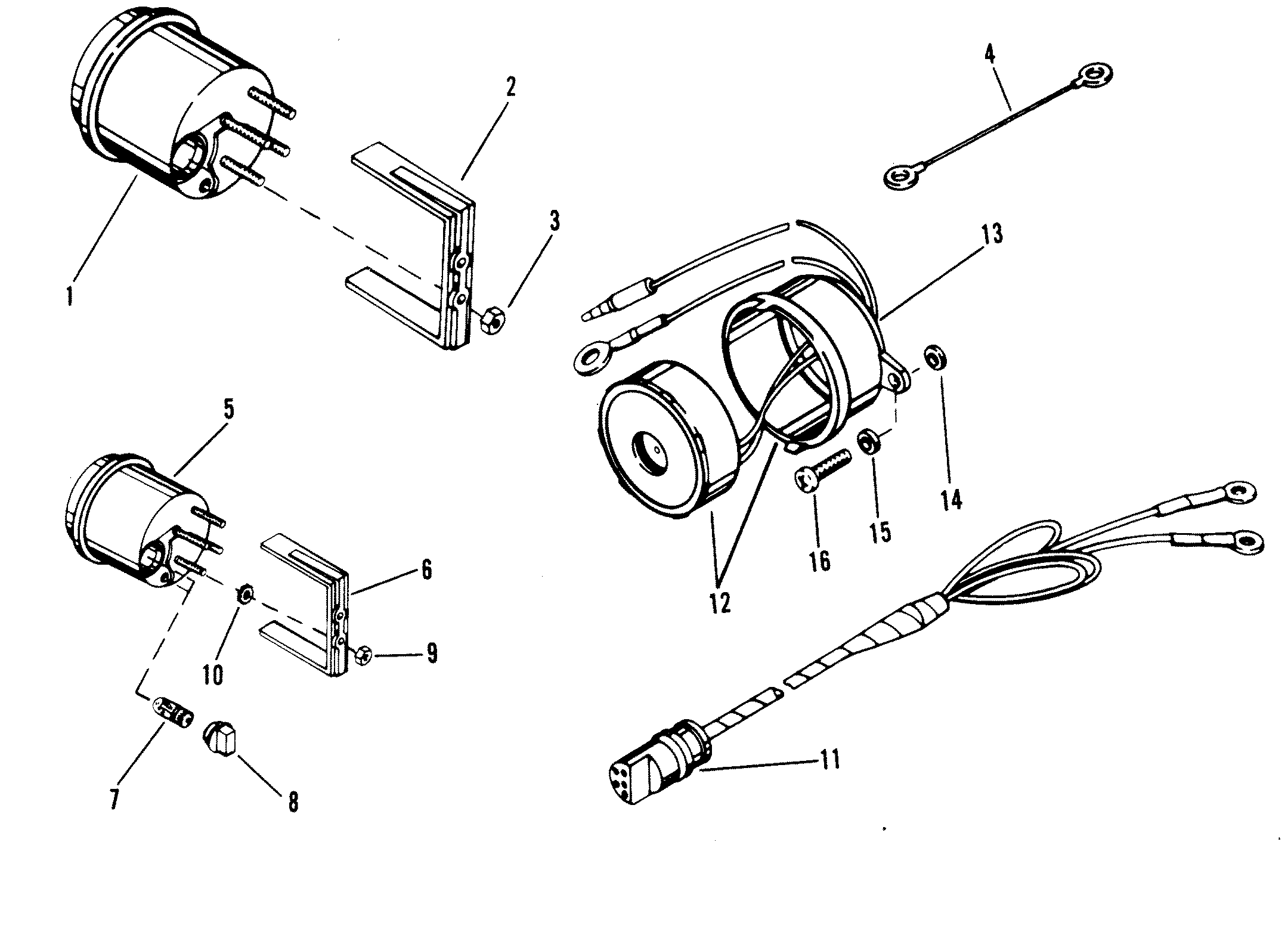 alpha one trim wiring diagram electric window motor bravo mercruiser tilt