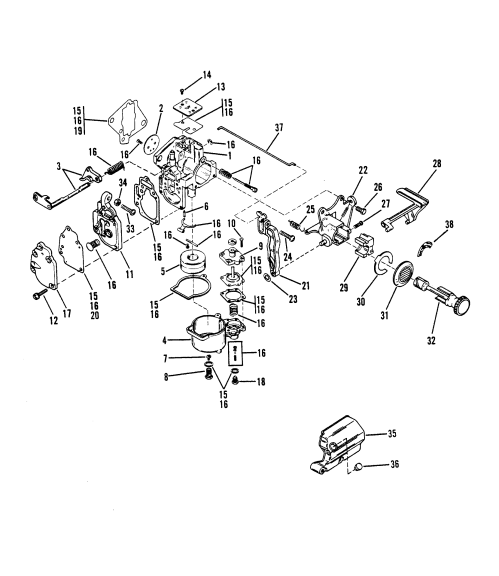 small resolution of mercury carb diagram wiring diagram go 9 9 mercury carb diagram