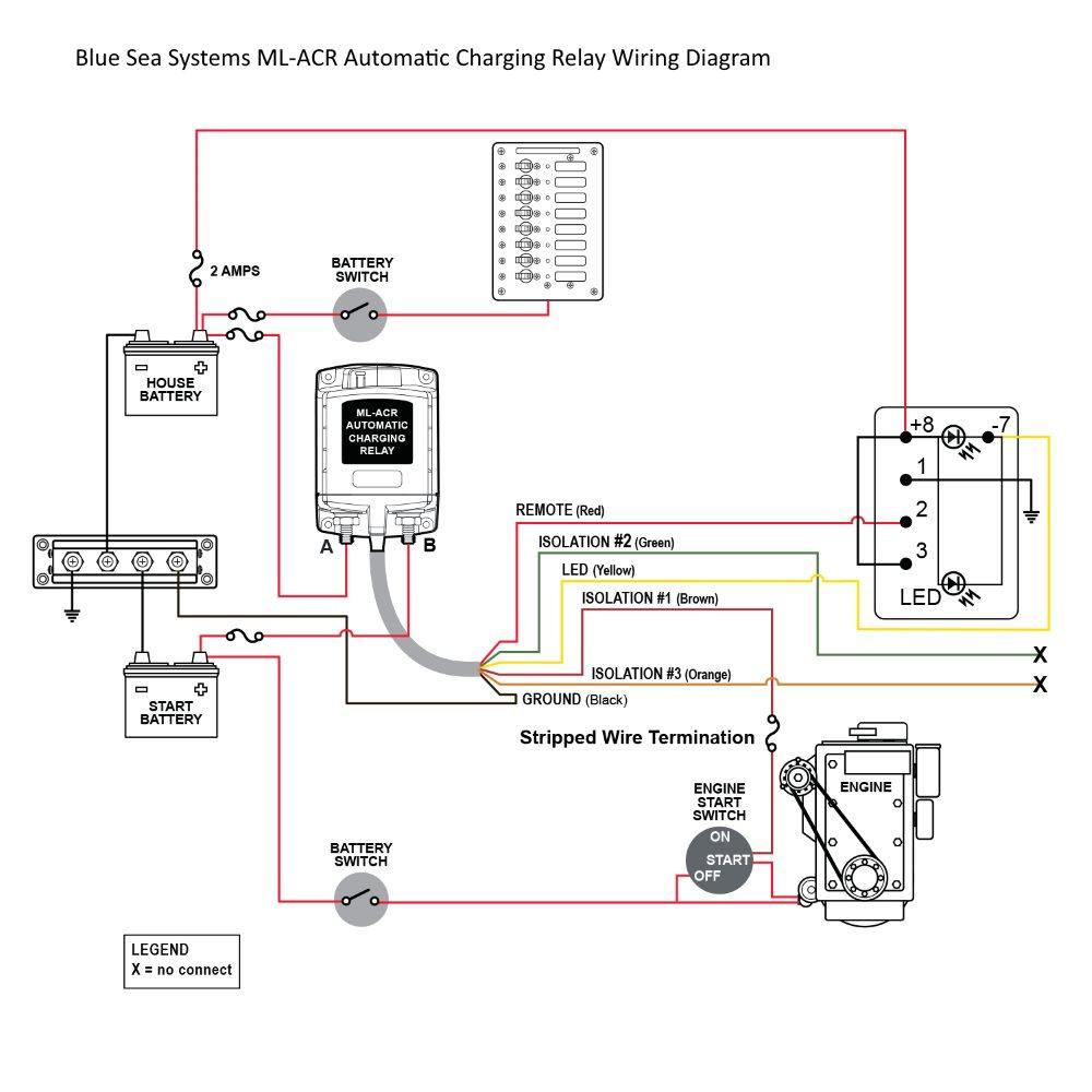 blue sea solenoid wiring diagram blue sea acr wiring diagram blue sea battery selector ... 1989 sea doo wiring diagram free download