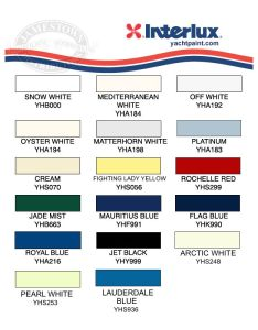 Interlux paint color chart choice image design for project also brightside colors ideas rh rrpays