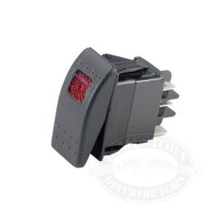 3 Pin Led Rocker Switch Wiring Diagram Vw 13 Trailer Plug Ancor Sealed