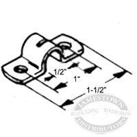 Teleflex Morse 4300 Series Cable Clamp