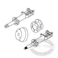 Teleflex Rack Replacement Components