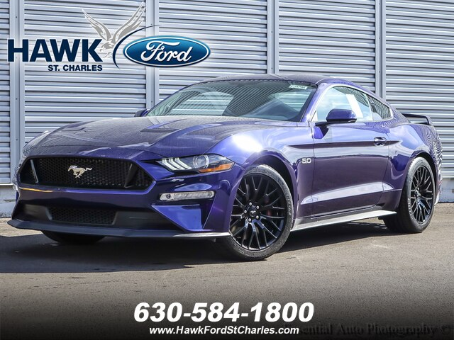 For several years in the 1980s and 1990s, ford offered its sporty mustang in two different guises. 2020 Ford Mustang Gt Saint Charles Il Tap Into The Power Of Mustang
