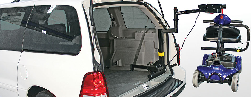 Bruno Wheelchair Lifts  Scooter Lifts for Sale  United