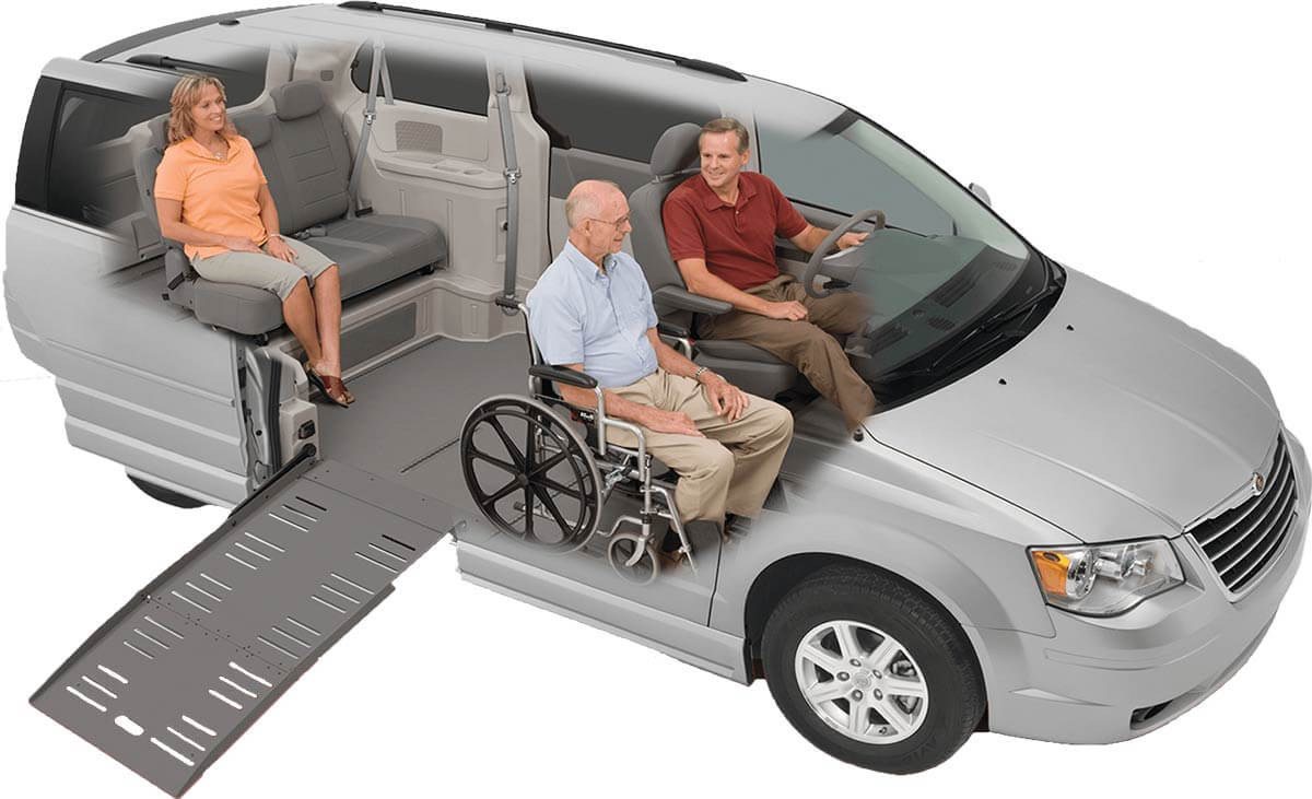 New  Used Handicap Vans for Sale  United Access