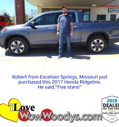 congratulations to robert on his recent purchase of this honda ridgeline  [ 2000 x 2000 Pixel ]