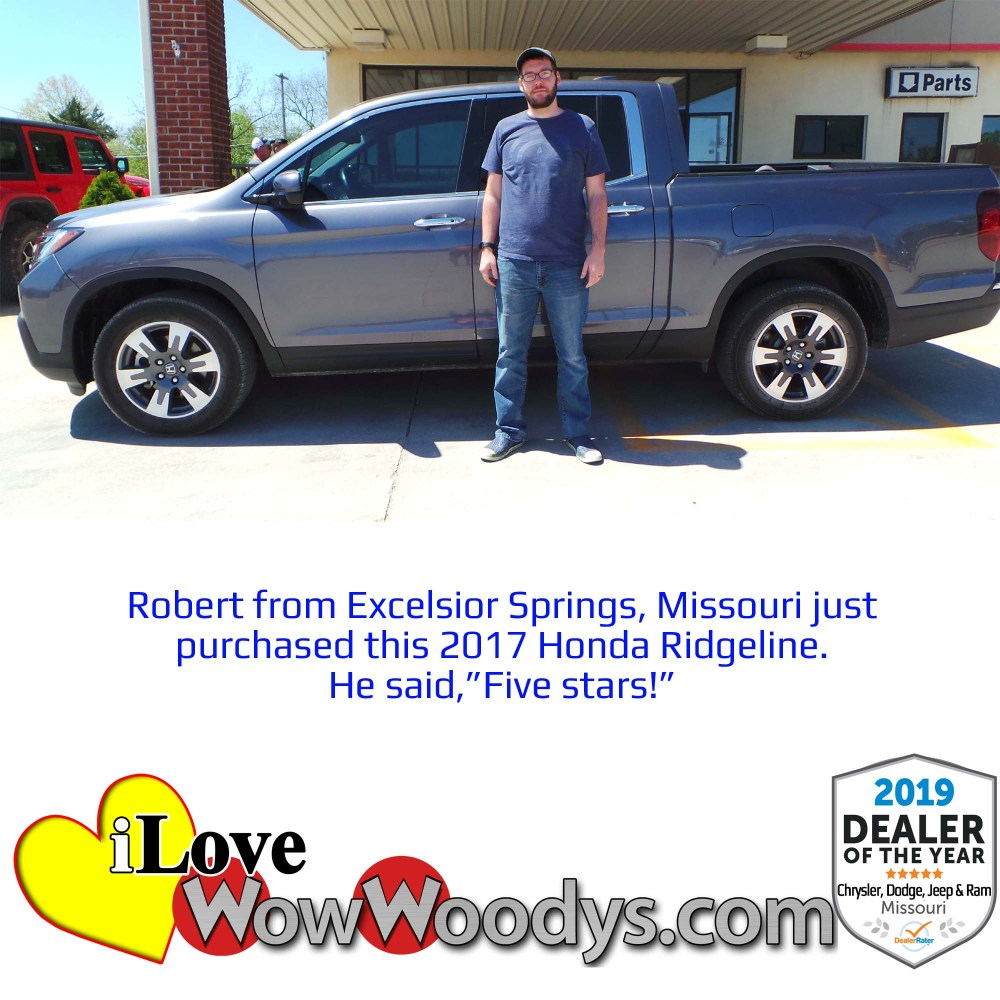 medium resolution of congratulations to robert on his recent purchase of this honda ridgeline