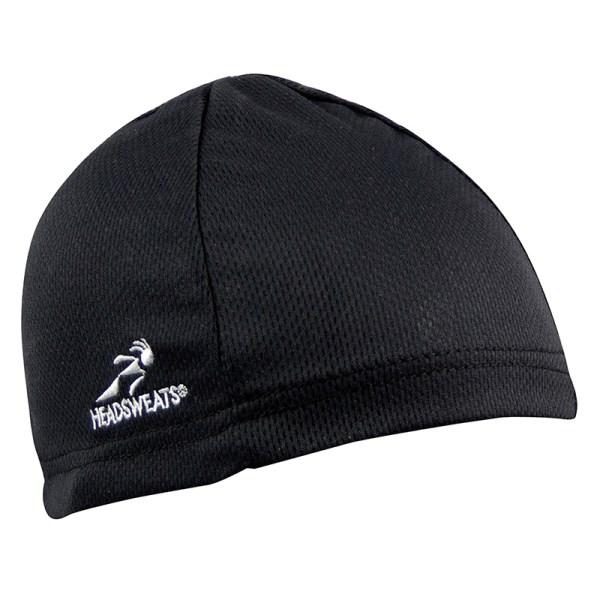 Headsweats Skull Cap Coolmax Clothing Skullcap Black