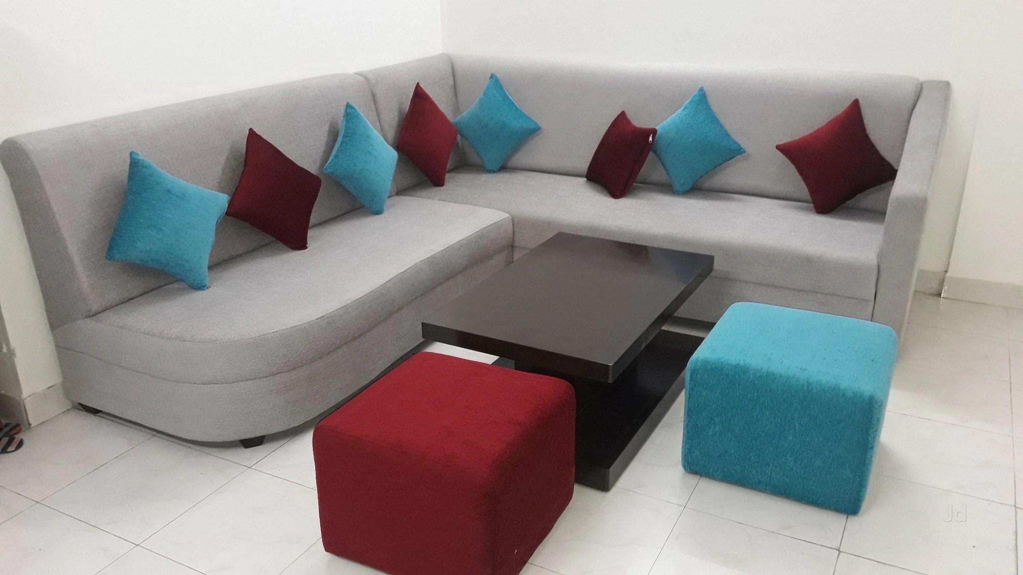 sofa materials bangalore chesterfield corner set fabric change chennai metro pozhal repair