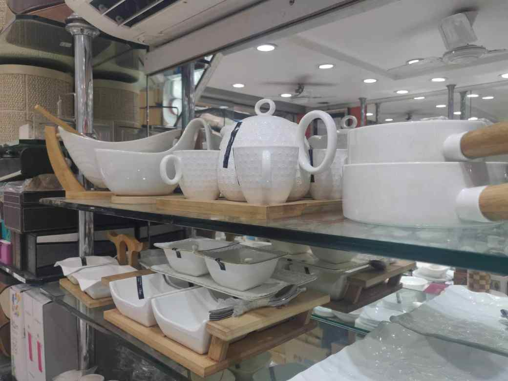 Hindustan pottery agency