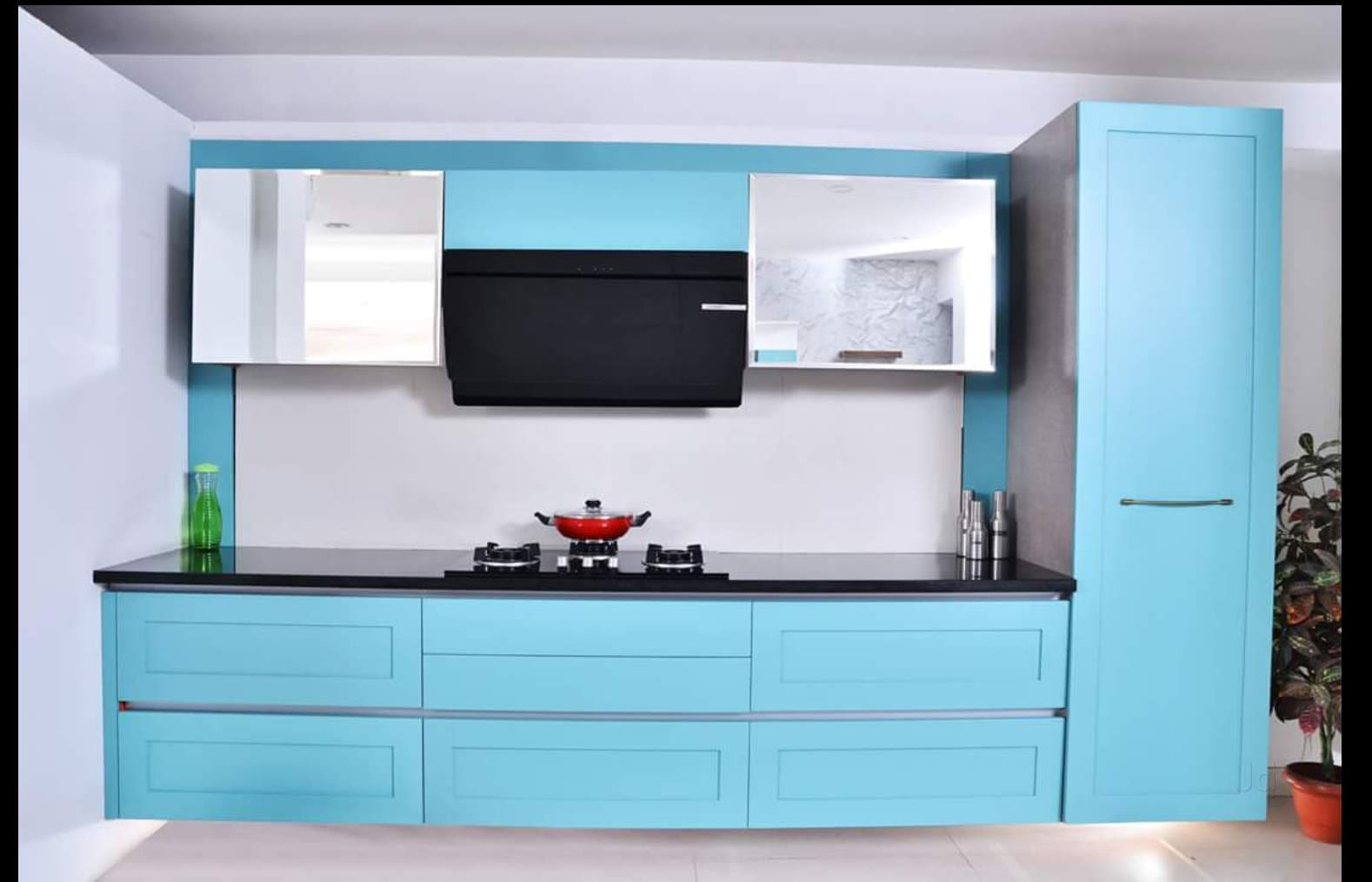 modular kitchens white kitchen island with stools top 30 dealers in gwalior best