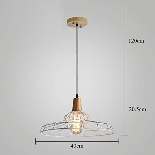 livewin vintage pendant light led lustre dining room hanging lamp loft industrial home lighting fixture art deco