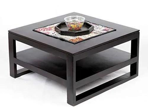 ikiriya sheesham solid wood coffee table center table living room table mahogany