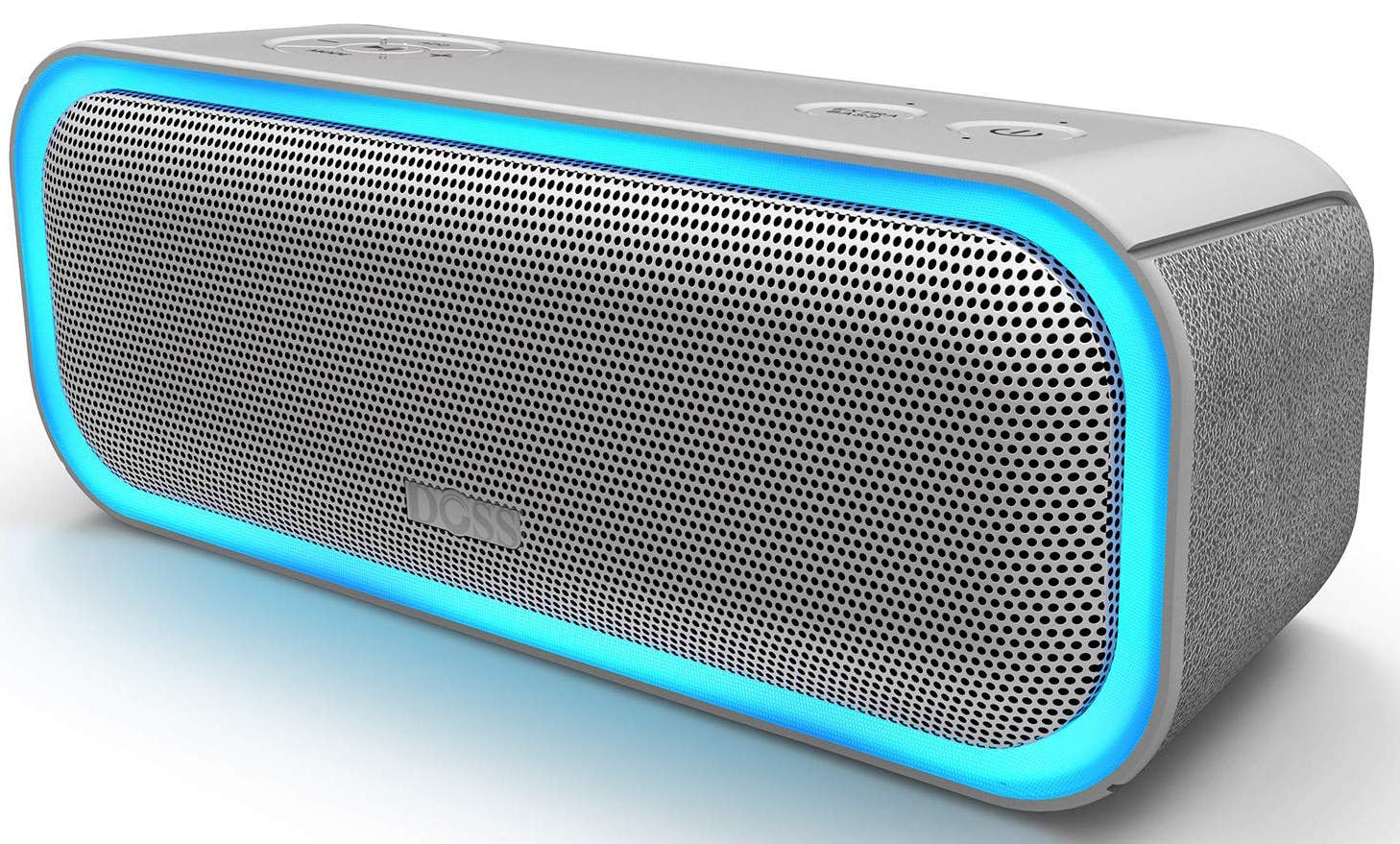 Buy Doss Soundbox 20w Stereo Sound Pro V4 2 Portable Bluetooth Speaker Grey Features Price Reviews Online In India Justdial
