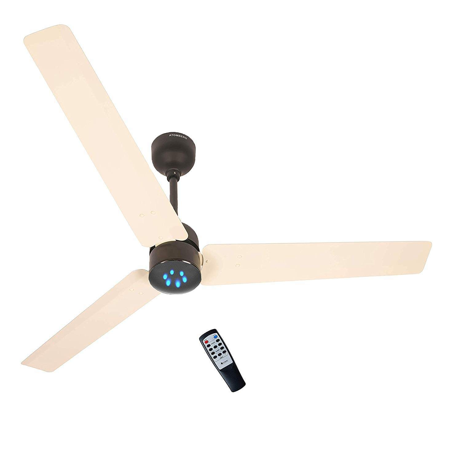 Buy Gorilla Renesa Energy Saving 5 Star Rated Ceiling Fan With Remote Control And Bldc Motor1200mm Ivory Black Features Price Reviews Online In India Justdial