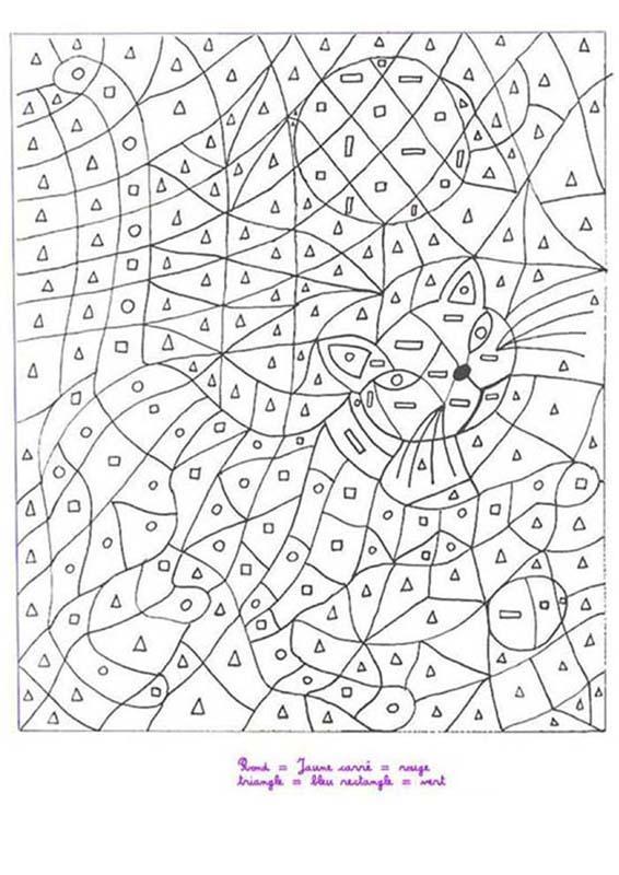 Coloriage Magique Grande Section Maternelle : coloriage, magique, grande, section, maternelle, Coloriages, Moyenne, Section, Maternelle, Fr.hellokids.com