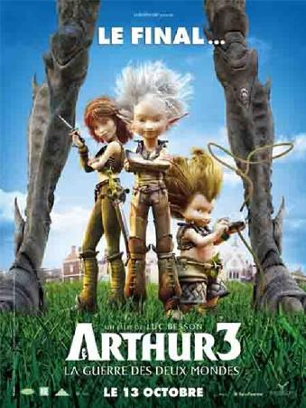 Arthur Et Les Minimoys 4 : arthur, minimoys, Arthur, Minimoys, Fiches, Dossiers, Cinéma