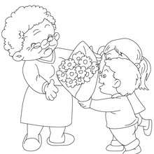 Smarties Coloring Page Coloring Pages