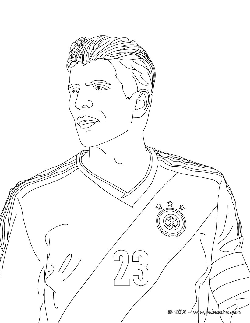 Cristiano Ronaldo Coloring Pages Coloring Pages