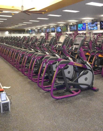 Planet Fitness Dr Phillips : planet, fitness, phillips, Elliptical, Trainer, Planet, Fitness, Workout