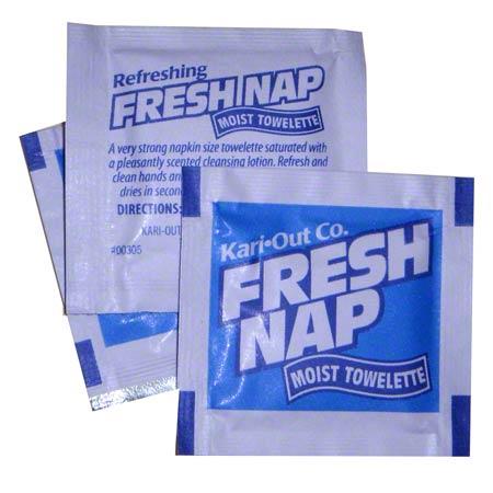 kari out fresh nap
