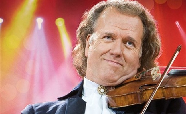 Watch Andre Rieu Perform Live At Resorts World Arena