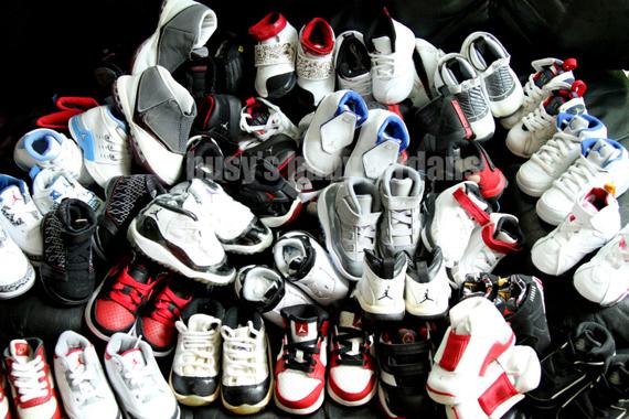 Sneaker Girl Wallpaper Baby Air Jordan Collection By Busy Air Jordans Release