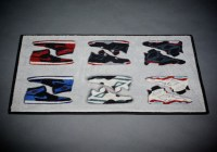 Air Jordan Retro Rug by Spilled - Air Jordans, Release ...