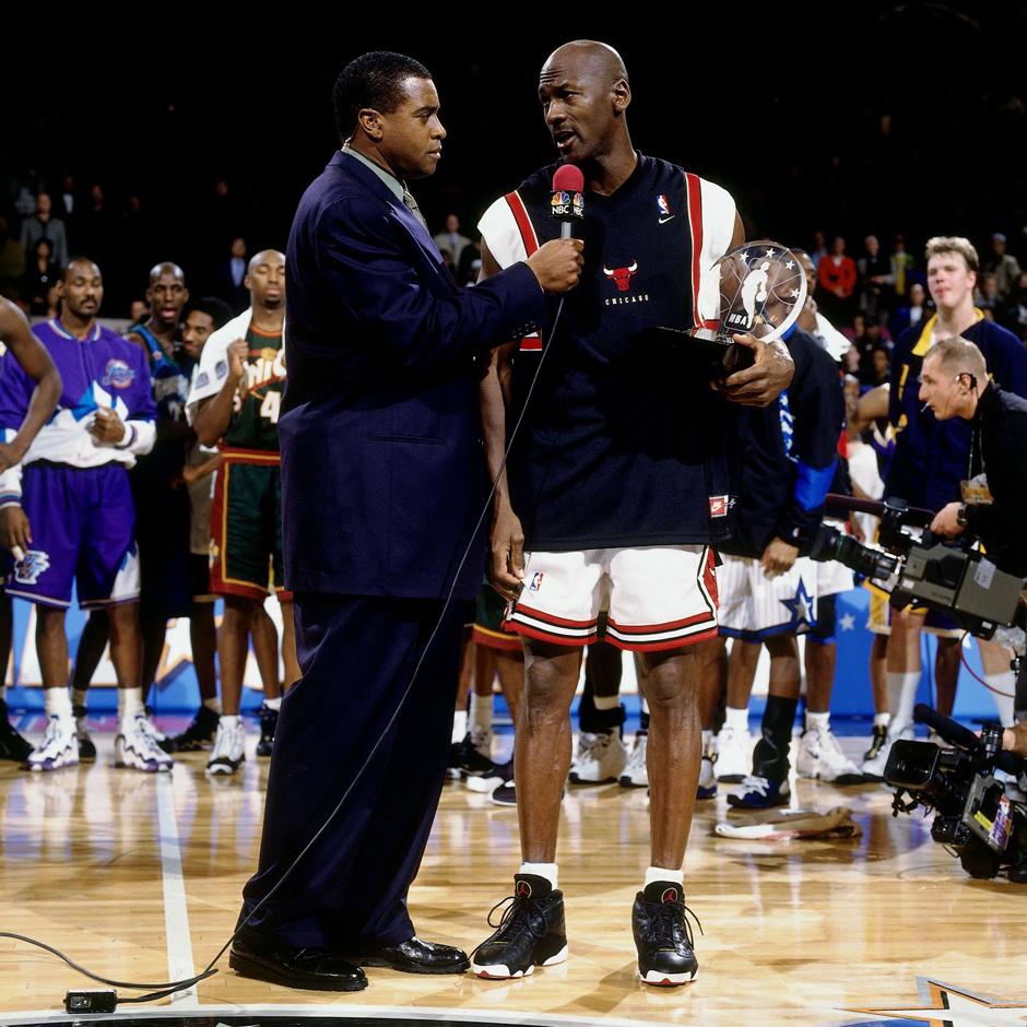 MJMondays Michael Jordan Owns The 1998 NBA All Star Game