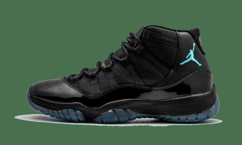 Jordan Retro 11 Gamma Black