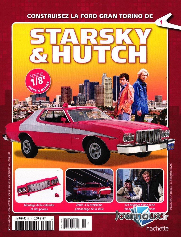 Starsky Et Hutch Voiture : starsky, hutch, voiture, Www.journaux.fr, Starsky, Hutch, Torino