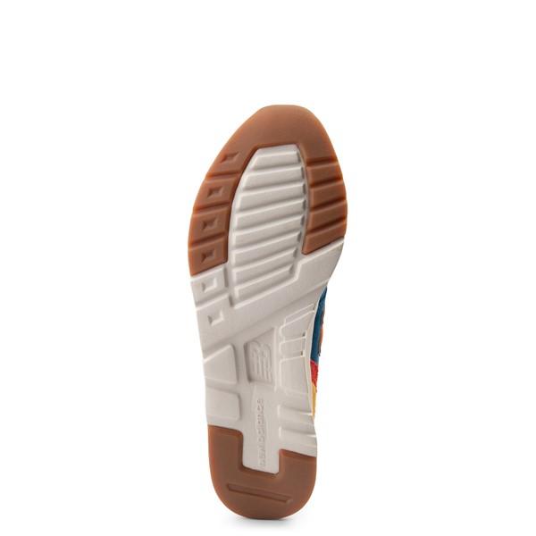 Mens New Balance 997H Athletic Shoe - Blue / Orange | JourneysCanada